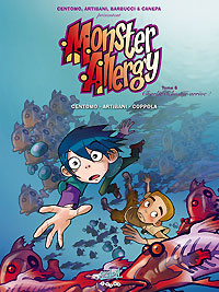 Monster Allergy : Charlie Schuster arrive [#6 - 2004]