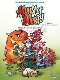 Monster Allergy : L'Abriteur du phare [#8 - 2005]
