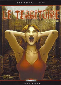Le Territoire : Disparition [#3 - 2005]