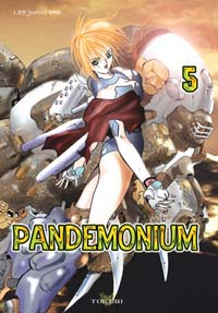 Pandemonium [#5 - 2004]