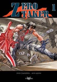 Zero Taker [#1 - 2003]