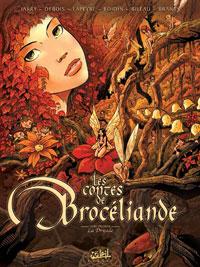 Les contes de Brocéliande : Les contes de la Dryade [#1 - 2004]