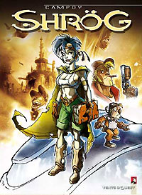 Shrög : Le Livre de l'oubli #1 [2005]