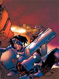 Kookaburra Universe : Les Larmes de Gosharad [#5 - 2005]