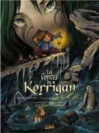 Les Contes du korrigan : Les Fleurs d'écume #3 [2003]