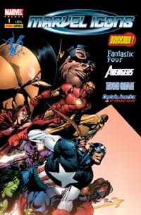 Marvel Icons [2005]