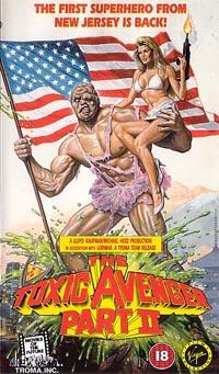 Toxic Avenger 2 [1989]
