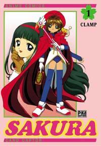 Sakura Anime Comics : d'après la série TV Card Captor Sakura