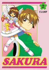 Card Captor Sakura : Sakura Anime Comics [#2]