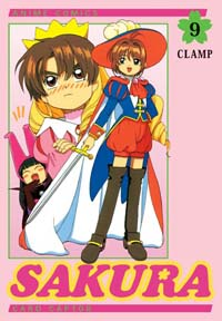 Sakura Anime Comics : Sakura Card Captor animé