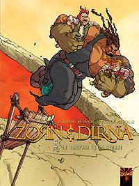 Zorn et Dirna : Le dauphin et le renard [#2 - 2003]