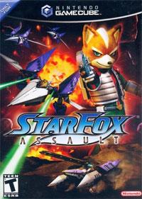 Star Fox Assault [2005]