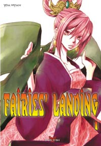 Fairies Landing [#1 - 2005]