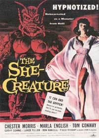 The She Creature [1957]