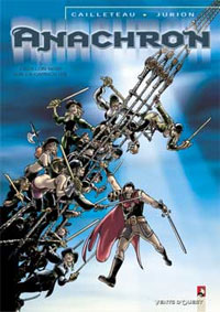 Anachron : Pavillon noir sur la capricieuse #5 [2005]