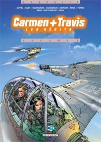 Carmen Mc Callum : Carmen + Travis : Les Récits [#2 - 2005]