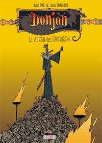 Donjon Crépuscule : Le Volcan des Vaucanson [#2 - 2001]