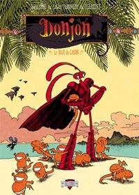Donjon Crépuscule : Le Dojo du lagon [#4 - 2005]