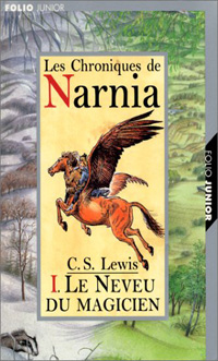 Les chroniques de Narnia : Le neveu du magicien #1 [2001]