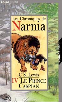 Les chroniques de Narnia : Le prince Caspian #4 [2001]