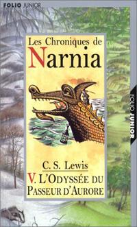 Les chroniques de Narnia : L'Odyssée du Passeur d'Aurore #5 [2002]