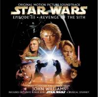 Star Wars Prélogie : La revanche des Sith - La Bo [2005]