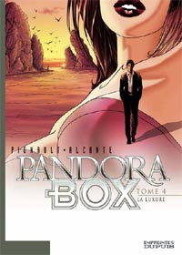 Pandora Box : La Luxure [#4 - 2005]