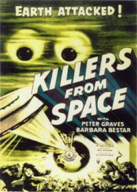 Les tueurs venus de l'espace / Les tueurs de l'espace : Les tueurs venus de l'espace [1954]
