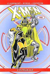 L'intégrale X-Men : X-Men : L'intégrale 1981 #5 [2004]