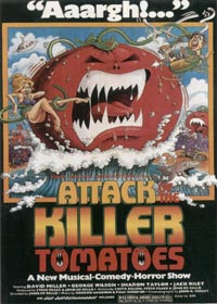 L'Attaque des Tomates Tueuses [1980]