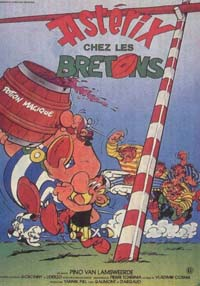 Astérix chez les Bretons [1986]