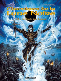 Les Chroniques de la Lune Noire : La Porte des enfers #12 [2005]