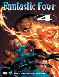 4 fantastiques : Fantastic Four - Graphic Novel #1 [2005]
