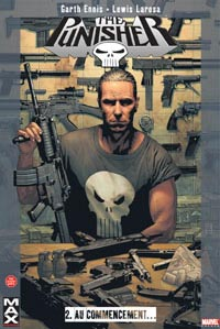 Punisher : Marvel Max : Au commencement... [#2 - 2005]