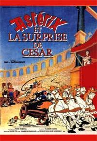 Astérix et la surprise de César [1984]
