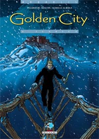Golden City : Jessica #6 [2005]