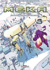 Meka : Outside [#2 - 2004]