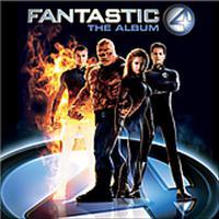 Les 4 fantastiques, l'album [2005]