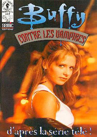 Buffy contre les vampires : Buffy le comics [1999]