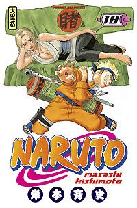 Naruto Tome 18 [2005]
