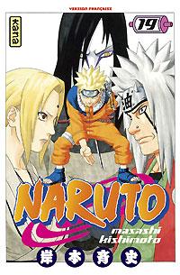 Naruto Tome 19 [2005]