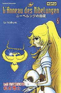 Albator : L'anneau des Nibelungen #5 [2005]