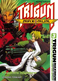 Trigun Maximum [#3 - 2005]