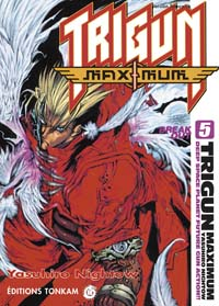 Trigun Maximum [#5 - 2005]