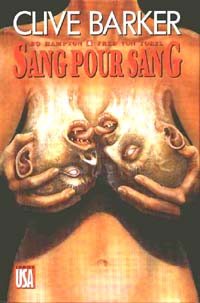 Les Livres de Sang : Sang pour sang 4 [1992]