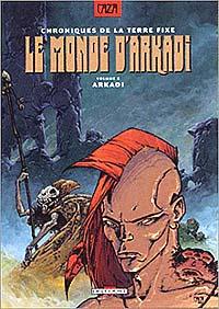 Le Monde d'Arkadi : Arkadi #3 [1991]
