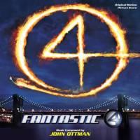 100% Marvel Fantastic Four : Les 4 fantastiques, la BO [2005]