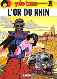 Yoko Tsuno : L'or du Rhin #19 [1993]