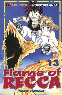 Flame of Recca #13 [2004]