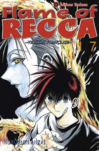Flame of Recca, tome 17
